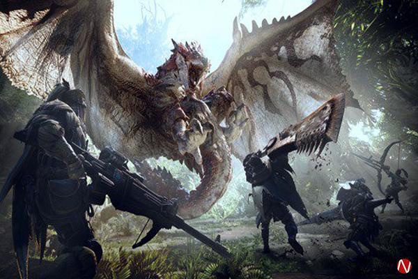 Monster Hunter World Gameplay 2
