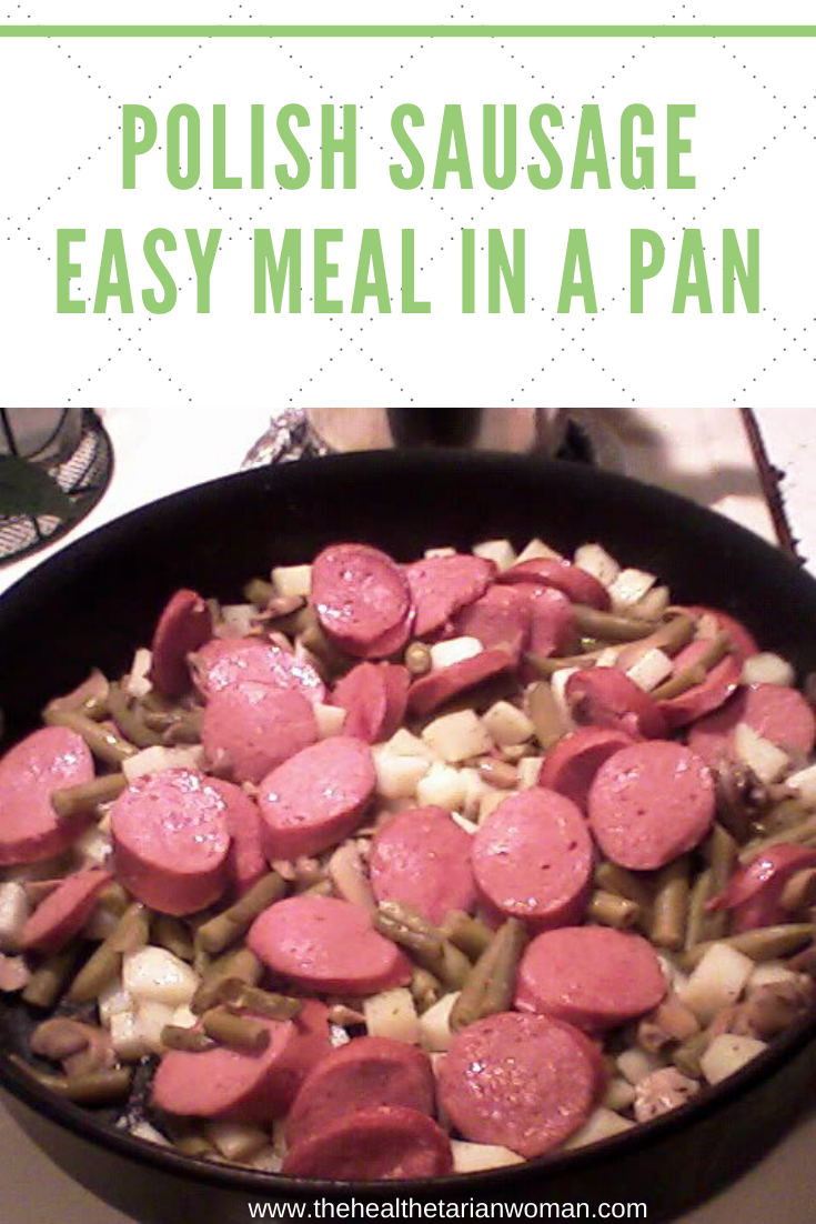 Polish Sausage Easy Meal In A Pan