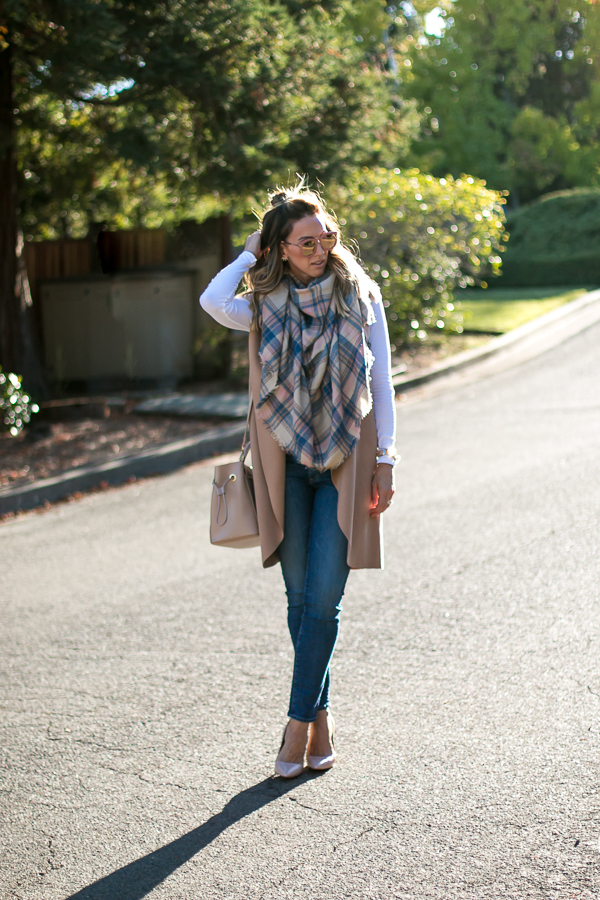 cute fall outfit girly fall style