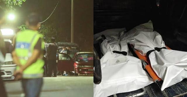 Diduga Masalah Keluarga, Seorang Polisi Tembak Putranya lalu Tembak Kepala Sendiri
