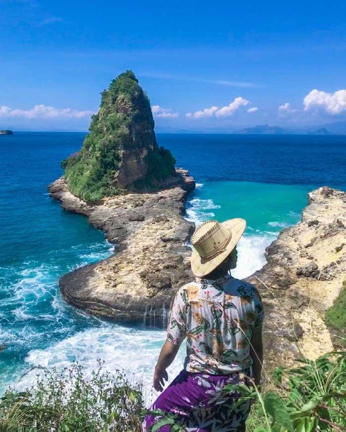 Rute Lokasi Pantai Tanjung Bloam Lombok