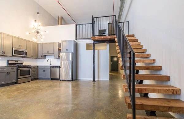apartemen type Loft