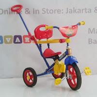 pmb sepeda roda tiga anak