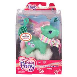 MLP Minty Winter Ponies  G3 Pony