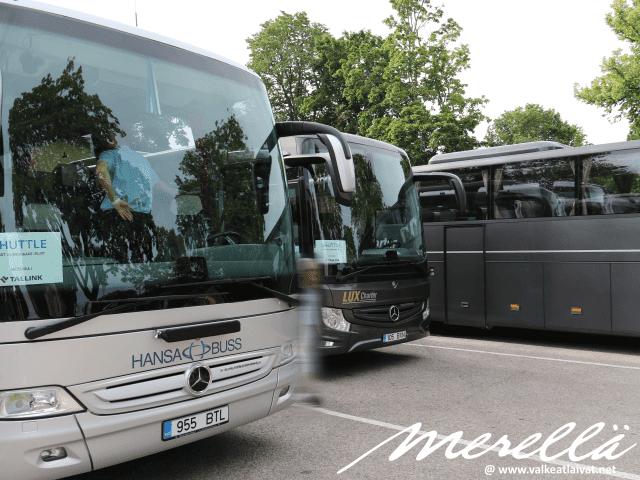 Kuressaare - Ninase bussi