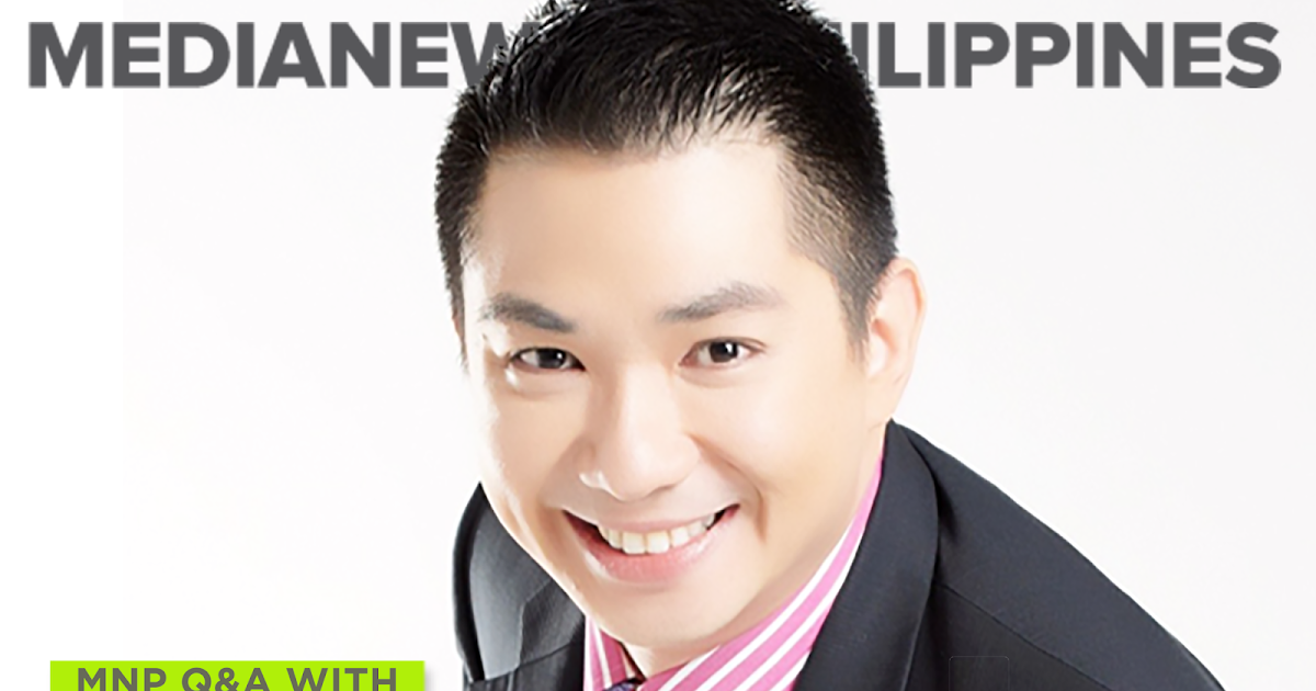 MNP Q&A: Timothy Go, News Anchor for Channel NewsAsia