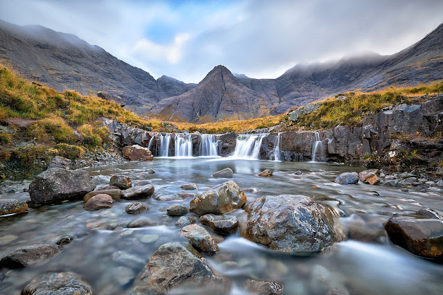 fairy pools isle of skye must see things best views cottage portree fairy pools accommodation fairy glen skye