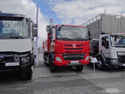 Tatra Phoenix, KH-KIPPER, AUTOSTRADA-POLSKA 2017