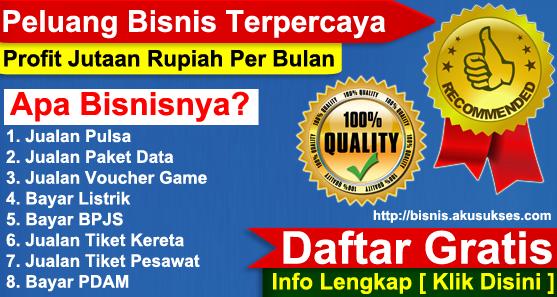 8 Peluang Bisnis Terpercaya Profit Jutaan Rupiah Per Bulan 2018