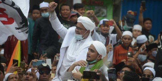 Keliling Indonesia Gelorakan Revolusi Akhlak, HRS Tidak Akan Tolerir Siapapun yang Coba Menghalangi