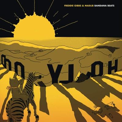 Freddie Gibbs & Madlib - Bandana Beats (2020) - Album Download, Itunes Cover, Official Cover, Album CD Cover Art, Tracklist, 320KBPS, Zip album
