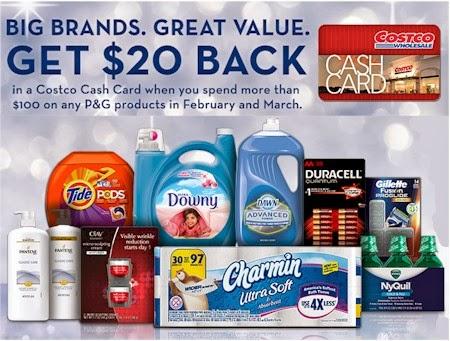 Daily Cheapskate: Get a $20 Costco Cash Card when you spend
