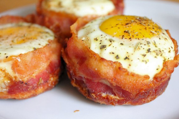 Bacon Et Coquetiers