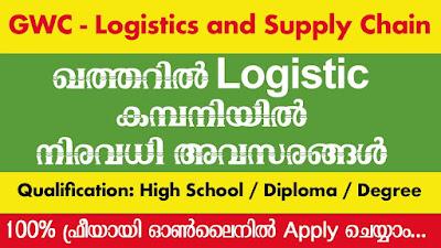 GWC Logistics  Qatar Recruitment 2021- hashimansary