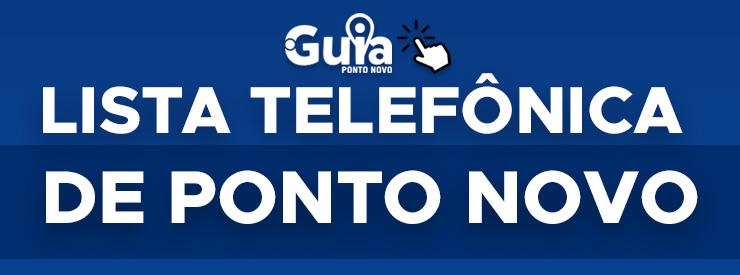 Conheça a lista comercial de Ponto Novo, Bahia - Guia Ponto Novo