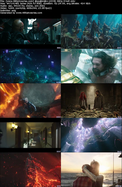 Download Aquaman hindi 2018 Full movie Hd 480p 720p 1080p