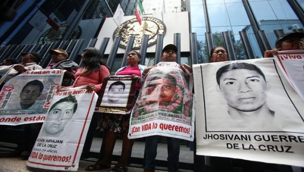 Hay casi 30 mil desaparecidos en México desde 2006