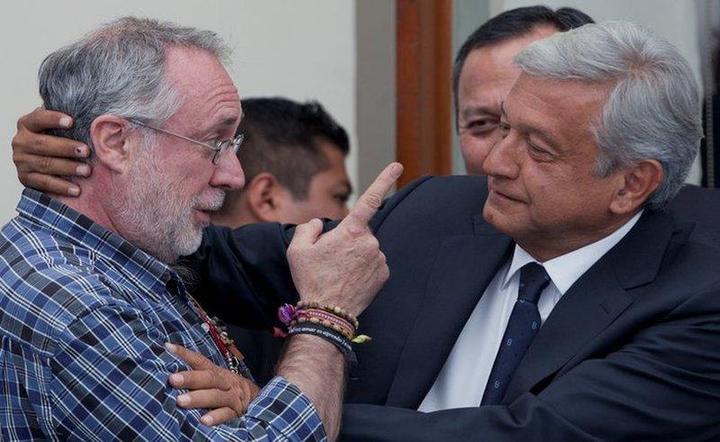 López Obrador, no nos cumplió, afirma Javier Sicilia