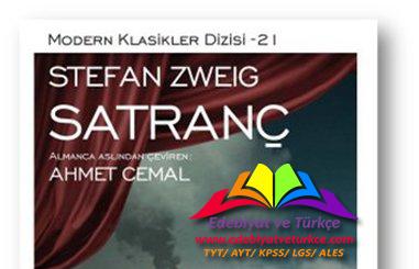 Hayat Bir Satranç Takımıdır | Satranç - Stefan Zweig