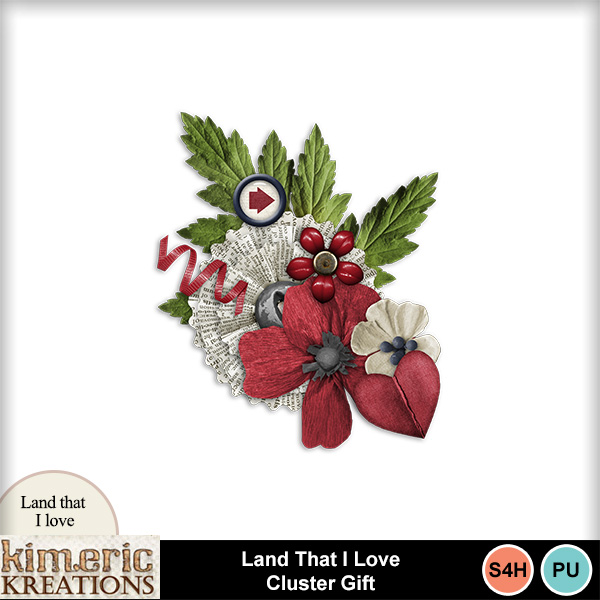 Land That I Love Release and Freebie