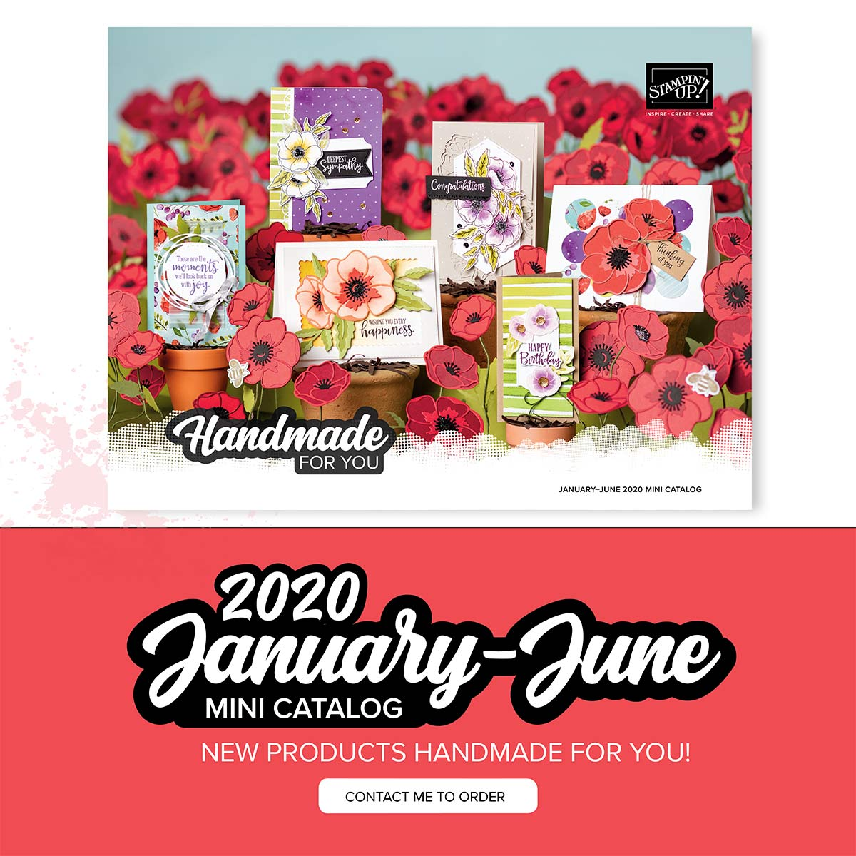 June-July Mini-Catalog
