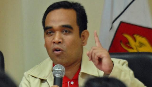 Gerindra: Perbedaan Politik Jangan Menyebabkan Kita Berantem