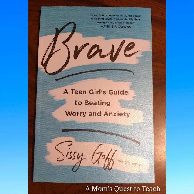Brave book cover