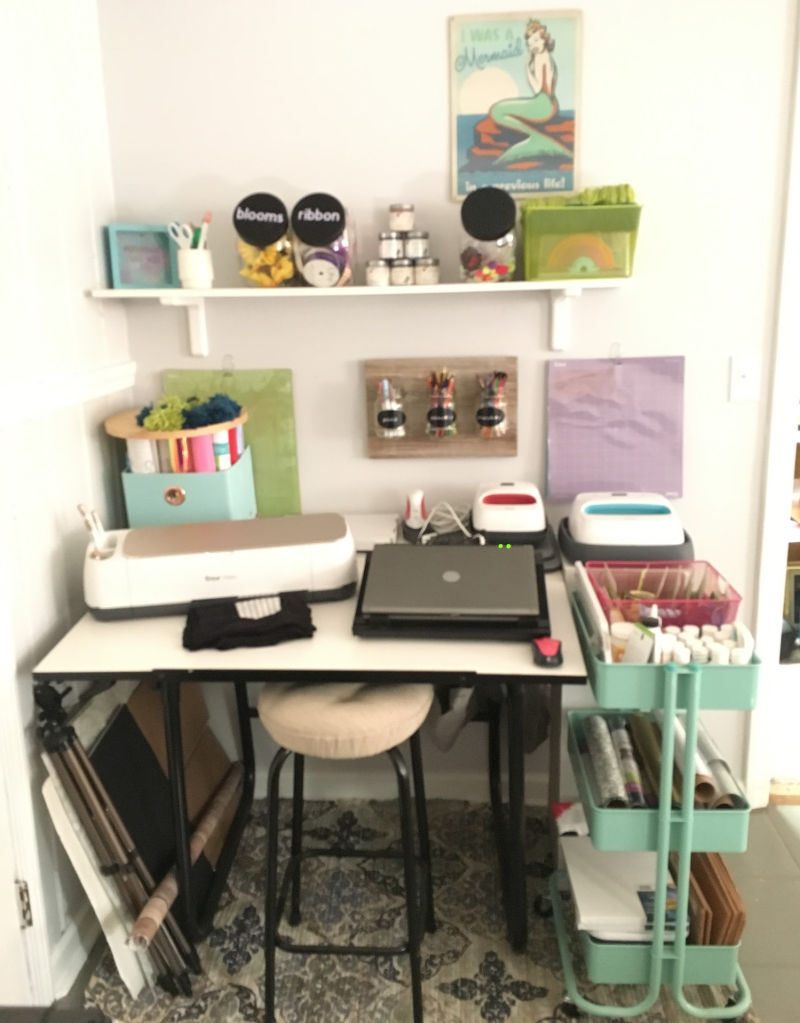 Real Girl S Realm Craft Room Organization One Room Challenge Week 4