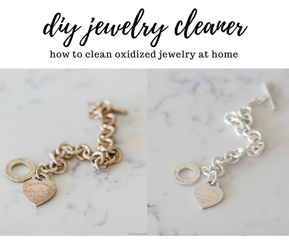 How to Clean Oxidized Jewelry at Home