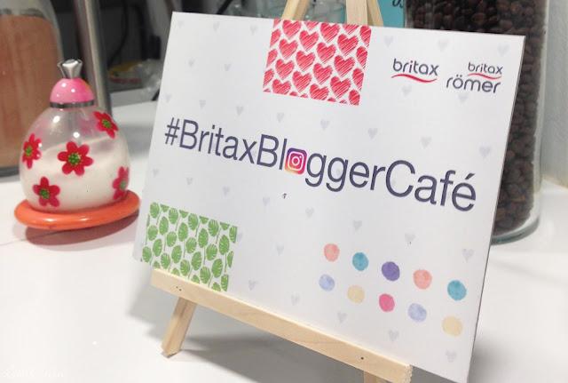 Britax Blogger Cafe - Köln