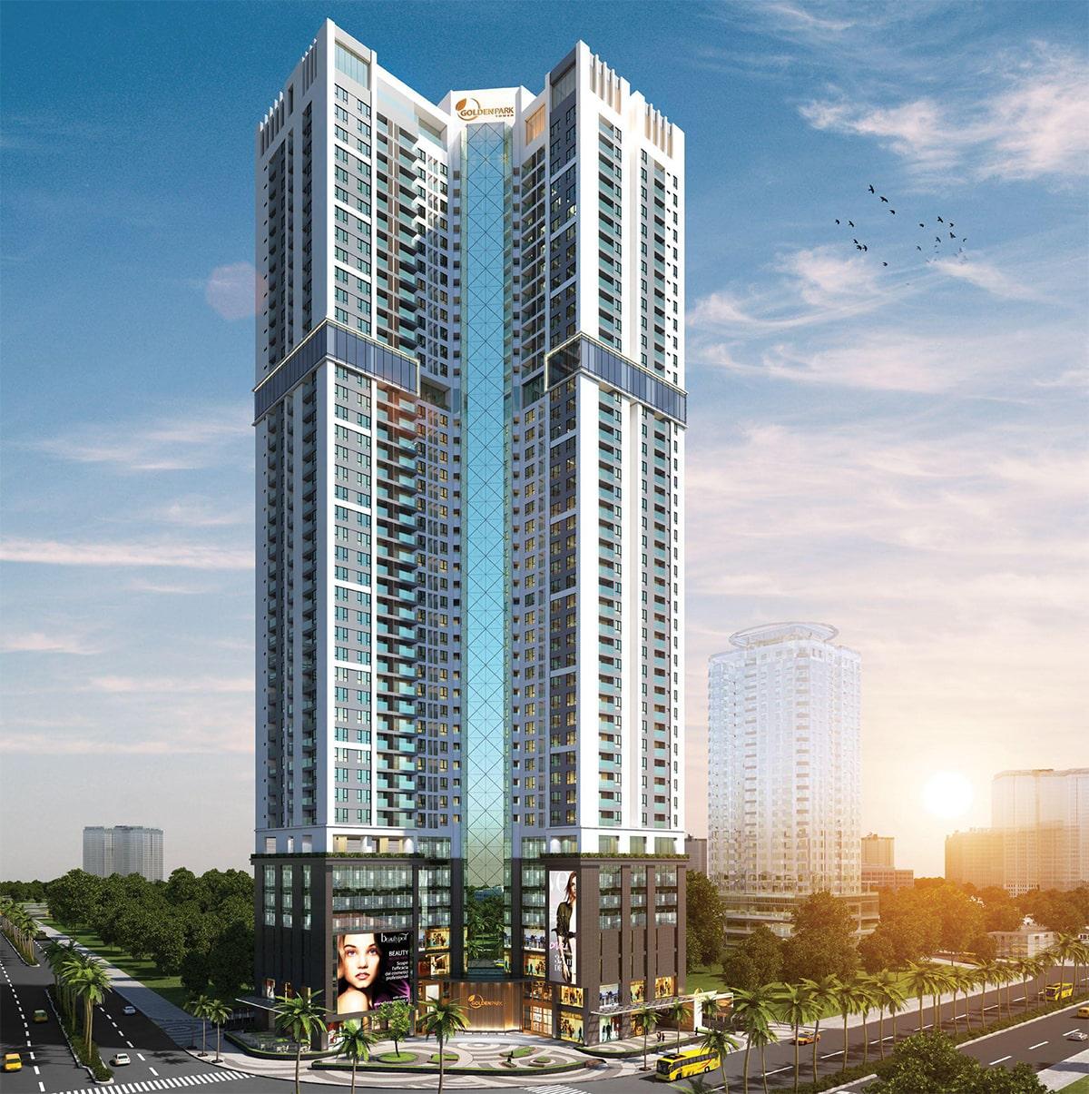Golden Park Tower Dương Đình Nghệ