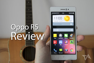 Oppo R5, Unique Thin Android Smartphones From China