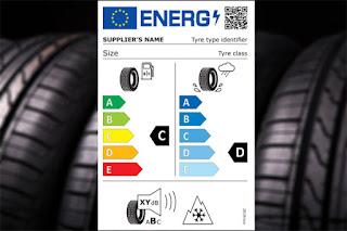 Todas las novedades del nuevo etiquetado de los neumáticos, en vigor desde 2021
