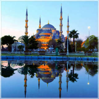 blue mosque istanbul turki