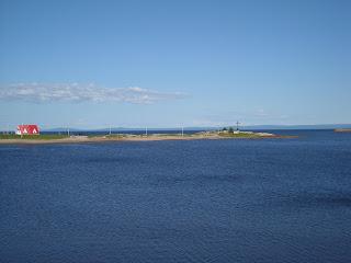 Le fleuve Saint-Laurent, côte nord, jpeg