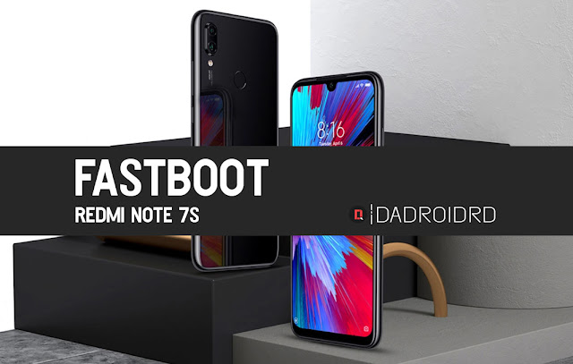 Fastboot Redmi Note 7S