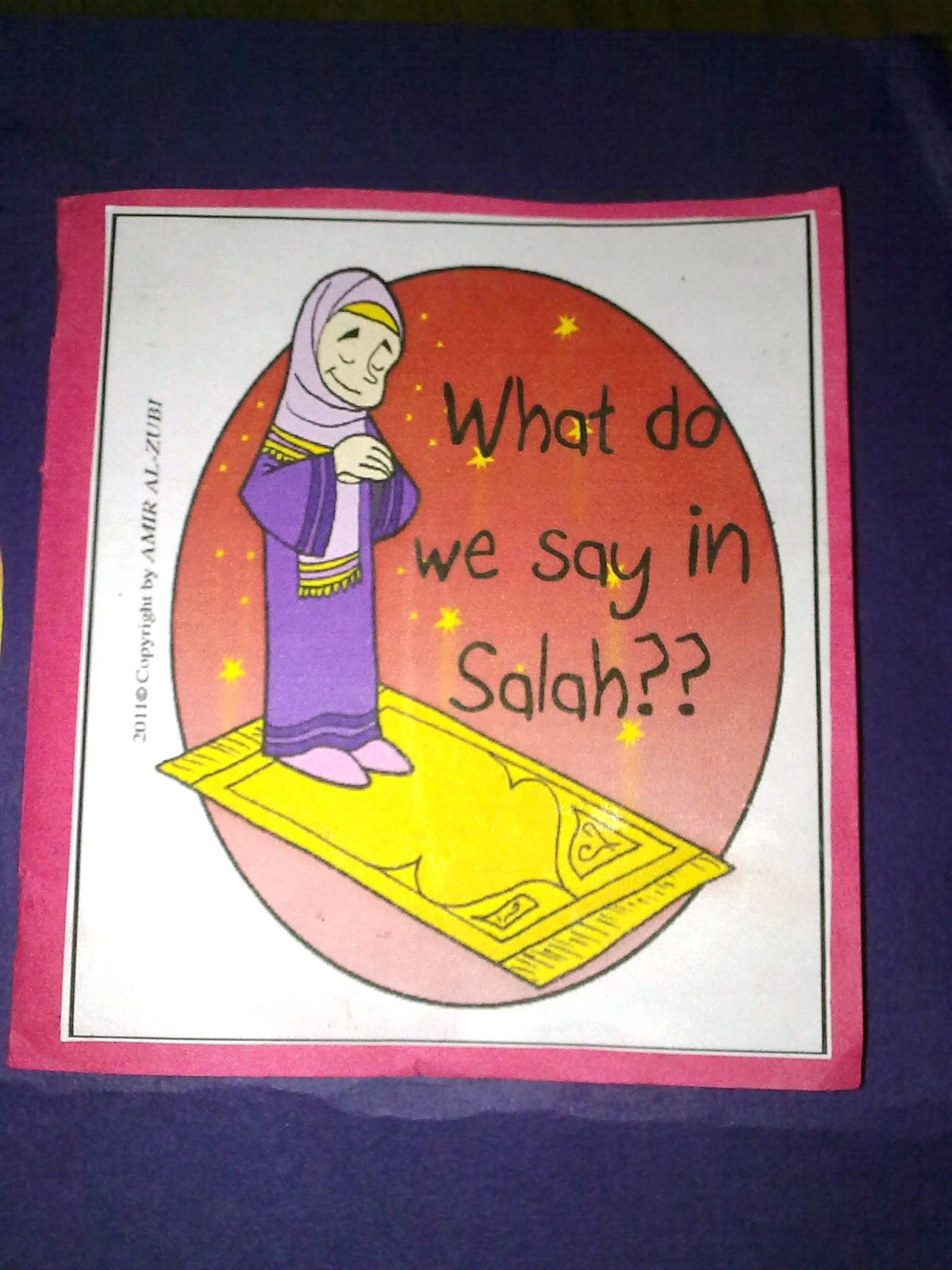 Our Homeschool Journey Salah