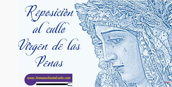 Vídeo del Regreso de la Virgen de Las Penas a su templo. Himno de la Coronación