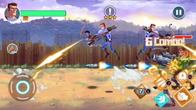 Marvelous Hero Fatal Combat Mod Money