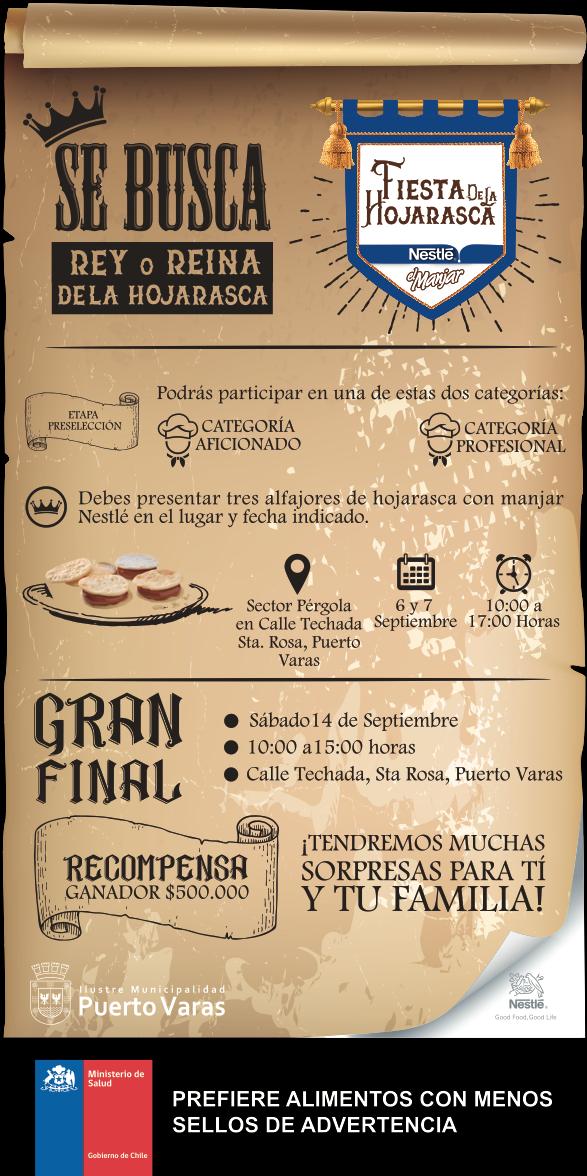 Fiesta de la Hojarasca