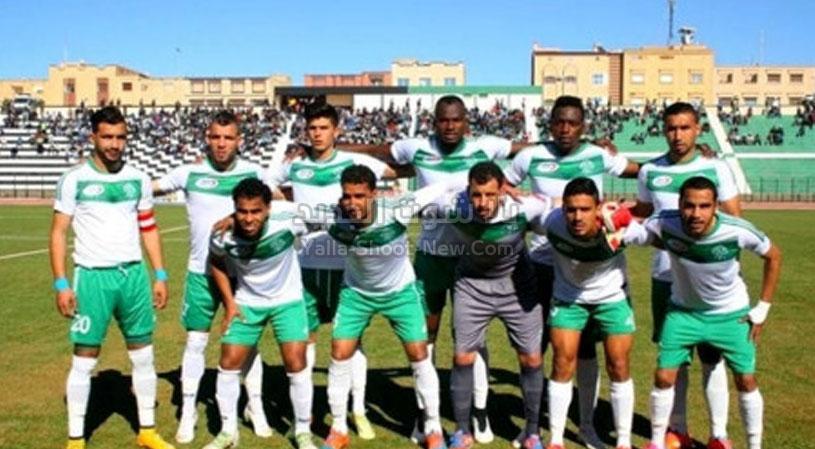 مولودية وجدة يتغلب على نادي رجاء بني ملال بهدفين لهدف في الدوري المغربي