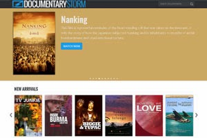 100% free documentaries on Documentary Storm