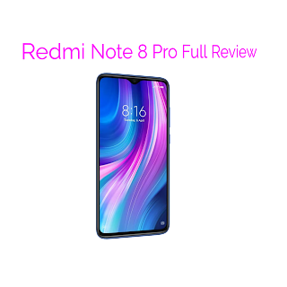 Redmi Note 8 pro Full Review