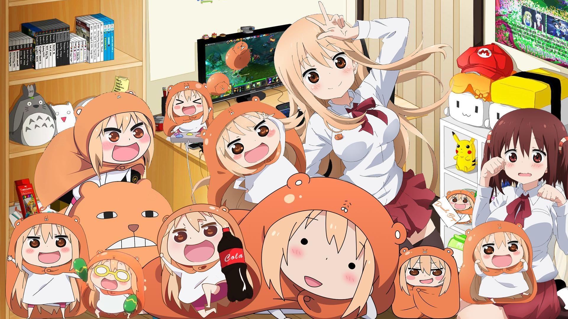 Himouto! Umaru-chan wallpaper