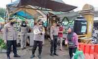 Polresta Mataram Minta Warga Tidak Takut Swab Acak