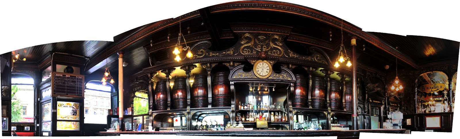 Old Toll Bar,GLasgow