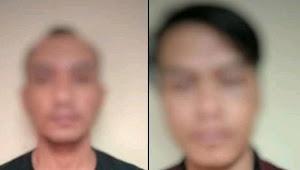 Polisi ciduk Dua pelaku pengganjal ATM asal Lampung