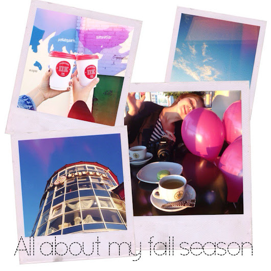 GloodlyBlog: All about my Fall | Осень