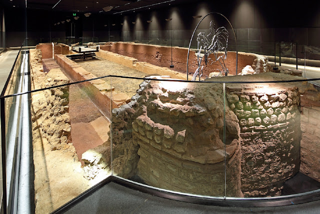 London Mithraeum Bloomberg SPACE brings Roman Temple of Mithras to life