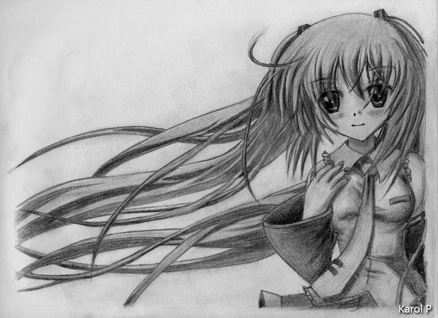 Miku Hatsune – Vocaloid